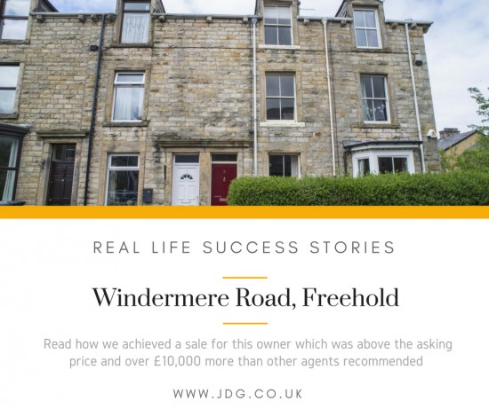 Real Life Success Stories.  Windermere Road,  Freehold