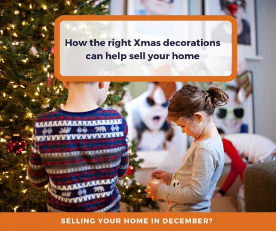 How the right Christmas decorations can help your home sell!